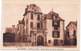 Cpa  LE CROISIC L Hotel De Ville Ancien Hotel Des Ducs D Aiguillon - Le Croisic
