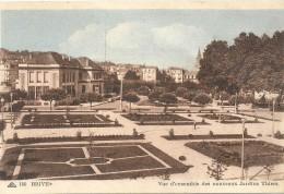 BRIVE - 19 -  Vue D'Ensemble Des Nouveaux Jardins Thiers -  - Edit Cie Des Arts - ENCH22 - - Brive La Gaillarde