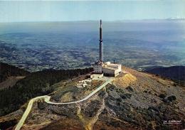 LOIRE  42  MONT PILAT  VUE AERIENNE  LA TOUR DE TELEVISION - Mont Pilat