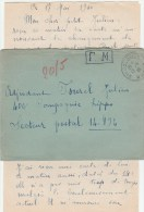 LAC FM STE COLOMBE RHONE 17/5/40 POUR CIE HIPPO SP 14.894 - Marcophilie (Lettres)