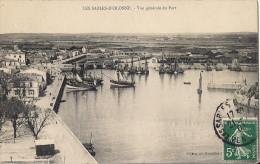 LES SABLES D´OLONNE  VUE GENERALE DU PORT - Sables D'Olonne