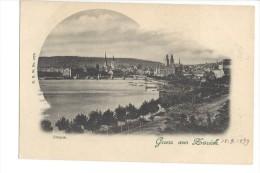 11101 - Gruss Aus Zürich Utoquai - ZH Zurich