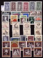 AUTRICHE - OSTERREICH - 1969 - Anne Compiete ** + Bonus  Mi 1293 - Années Complètes