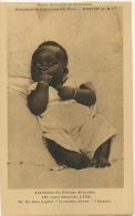 "Ghana Gold Coast 6 A Kpandu  Un Bébé Baptisé "" In Articulo Mortis ""  Petites Servantes Sacre Coeur Menton 06 - Ghana - Gold Coast"