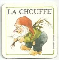 La Chouffe - Beer Mats