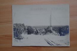 CPA Carte Postale Ancienne Old Postcard 1914 - 1918 Cote De Moyon - Weltkrieg 1914-18