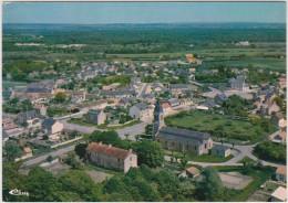 CPM - Torteron (Cher) Vue Générale Aérienne - France
