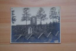 CPA Carte Postale Ancienne Old Postcard 1914 - 1918 Cimetiere Allemend Saint Mihiel - Weltkrieg 1914-18