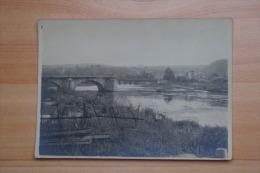 CPA Carte Postale Ancienne Old Postcard 1914 - 1918 Ruines Et Pont Saint Mihiel - Weltkrieg 1914-18