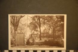 EAST SIDE PARK WORLD WAR MEMORIAL NORWICH - Etats-Unis