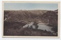FRANCE ~ Barrage De Sauviat ST-DIER-d´AUVERGNE (Puy-de-Dome) C1940's Postcard - Francia