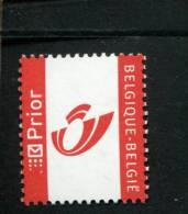 216202197 BELGIE POSTFRIS MINT NEVER HINGED POSTFRISCH EINWANDFREI OCB 3274 RODE POSTHOORN - Unused Stamps