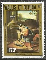 WALLIS ET F PA  N�  121 NEUF** LUXE