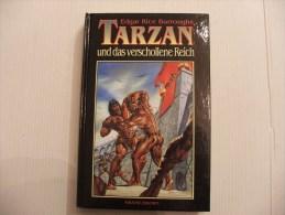 Tarzan Und Das Verschollene Reich Tarzan And The Lost Empire 1995  Couverture  Joe Jusko - Libri, Riviste, Fumetti