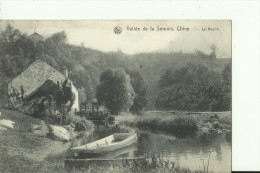 WM39   --   CHINY, VALLEE DE LA SEMOIS, BELGIE  --  LE MOULIN  --  1909  --   WATERMILL, MOULIN, MOLINO - Moulins à Eau