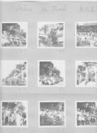 Photos  Guerre Militaire  Indochine 1950  Arbre De Noel B.M.S  ( 18 Photos ) - Guerra, Militari