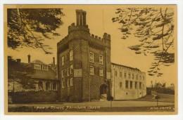 Surrey     Farnham    Castle   Fox's Cower - Surrey