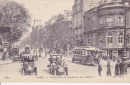 75 - Paris - Boulevard Des Italiens - Transport Urbain En Surface