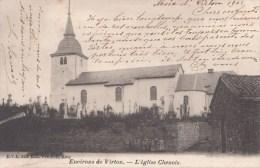 CHENOIS - Virton - L'Eglise - DVD N° 9152 - Virton