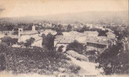 83 / SAINT CYR / VUE GENERALE / PAS COURANTE - Saint-Cyr-sur-Mer
