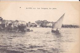 83 / SAINT CYR / LES LECQUES / LA JETEE   / PAS COURANTE - Saint-Cyr-sur-Mer