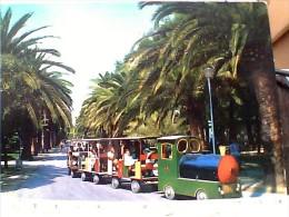 S SAN BENEDETTO DEL TRONTO TRENINO TRENO BAMBINI TRAIN   VB1972 EP11963 - Ascoli Piceno