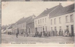 23945g  ENTREE Du VILLAGE - CHAUSSEE - Cortenbergh - 1903 - Kortenberg