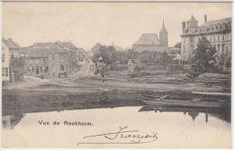 23950g CAFE -  VILLAGE - Reckheim - 1903 - Belgique