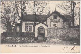 23987g LAITERIE - CHALET SUISSE - RUE DE LA CONSOLATION - Schaerbeek - Schaarbeek - Schaerbeek