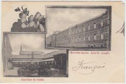23998g  ASILE St. JOSEPH - COUR - Munster-Bilsen - Bilzen