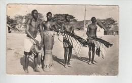 "Tchad ; Archambault : "" tamtam "" anim� ,,, �tat :  abim�."