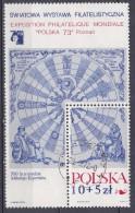 ASTRONOMY SPACE COPERNICUS KOPERNIK  POLAND 1972 With Gum (1) - Space