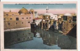 JERUSALEM 03 LE HAMAM  EL BATRAK (PISCINE  D'EZECHIAS) - Israele