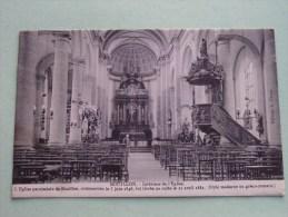 Intérieur De L´Eglise () - Anno 19?? ( Zie Foto Voor Details ) !! - Bouillon