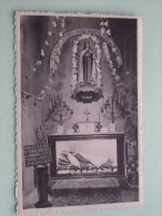 Blaugies - 1947 - La Chapelle De Ste-Thérèse De L'Enfant Jésus à L'Eglise - Anno 19?? ( Zie Foto Voor Details ) !! - Dour