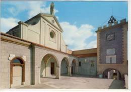 ITRI - Santuario Maria SS.ma Della Civita, - Latina