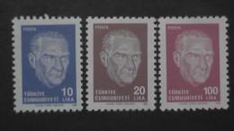 Turkey - 1985 - Mi:2732-4**MNH - Look Scan - 1921-... Republic