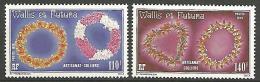 WALLIS ET F    N�  241/242 NEUF** LUXE