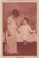 Enfant : PIEDRA Imp. Par  Hélio  Billancourt , Paris : Le Lever - Bambini