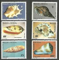 WALLIS ET F    N°  337/342 NEUF** LUXE - Wallis-Et-Futuna