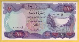 IRAK - Billet de 10 Dinars. 1973. Pick: 65. SUP+