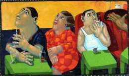 Valerie BLANCHART Cafe Concert, Collection 2005 Bazart - Autres Illustrateurs
