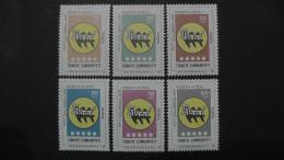 Turkey - 1985 - Mi:2720-5**MNH - Look Scan - 1921-... Republic