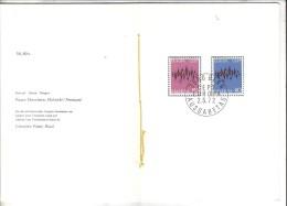 MPS18 - SVIZZERA , Brochure A 8 Facciate Del Servizio Filatelico : Emissione Del 1972 - Europa-CEPT