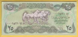 IRAK - Billet de 25 Dinars. 1990. Pick: 74. SPL