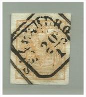 AUSTRIA - Sc. Nrº 1 - Used Nice Stamp No Faults - Usati