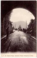 Route D'Onion - Sortie Du Tunnel - Echappé Sur Onion - France