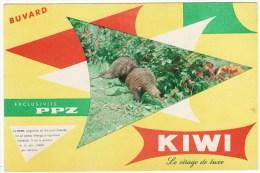 Buvard Kiwi Le Cirage De Luxe Exclusivité PPZ - Biscottes