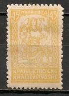 Timbres - Slovénie - 1920 - Slavonien Et Istrien - 45 Pa - - Slovénie