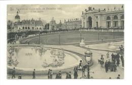 Exposition Universelle De Bruxelles 1910 ; Les Jardins - Expositions